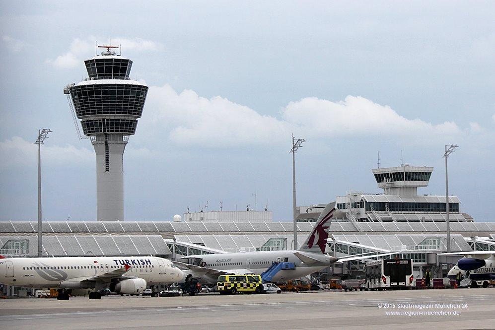 1. Airportday Flughafen München