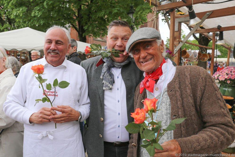 Auer Dult am Mariahilfplatz in München 2019