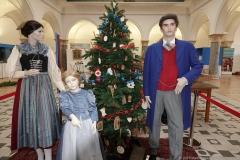 Ausstellung Weihnachtszeit in München in der Rathausgalerie am Marienplatz 2019