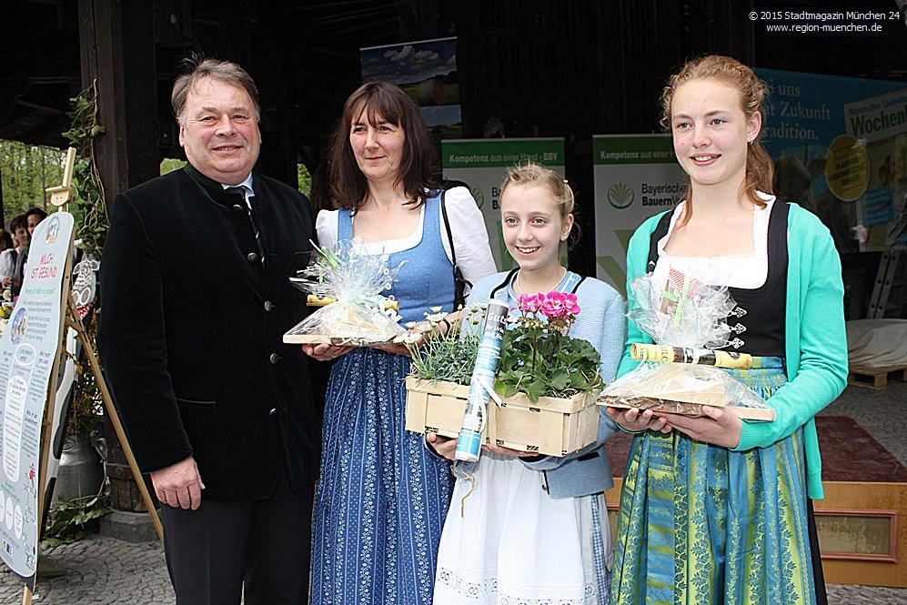 Eröffnung Biergarten Saison 2015