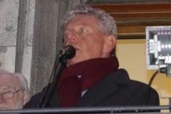 Dieter Reiter, Christkindlmarkt am Marienplatz in München 2018