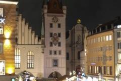 Christkindlmarkt am Marienplatz in München 2018