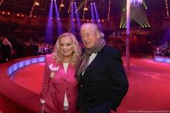 Max und Gundel Schautzer, Premiere 1. Winterprogramm Circus Krone in München  2019