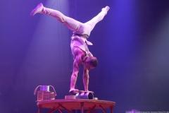 Circus Theater Bingo, Premiere 1. Winterprogramm Circus Krone in München  2019