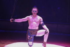 Vioris Zoppis, Strapaten, Premiere 1. Winterprogramm Circus Krone in München  2019