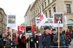 Demo gegen Sicherheitskonferenz 2016