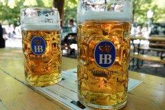 Aumeister, Eröffnung der Biergartensaison in München 2020