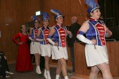 Inthronisation der Würmesia Prinzenpaare in der Mehrzweckhalle in Neuried  2020