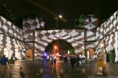 Lange Nachtschwärmer Shoppingnacht in der City von München 2018