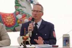 Andreas Igl, Presserundgang Frühlingsfest auf der Theresienwiese in München 2019