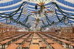 Festhalle Bayernland, Presserundgang Frühlingsfest auf der Theresienwiese in München 2019