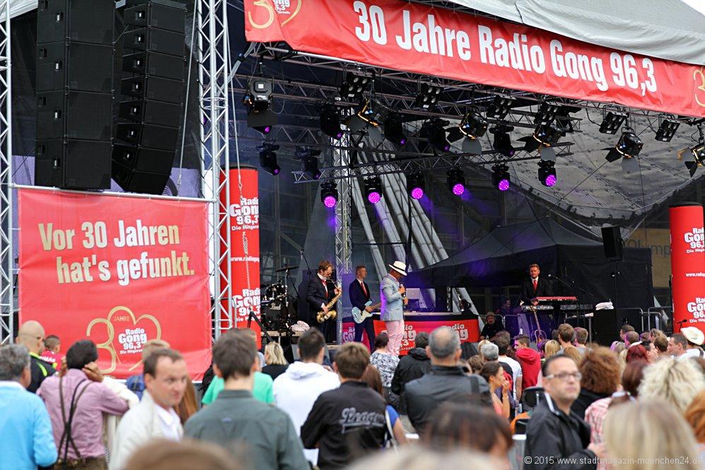Münchner Sommernachtstraum 2015