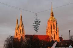 Winter Tollwood auf der Theresienwiese in München 2018