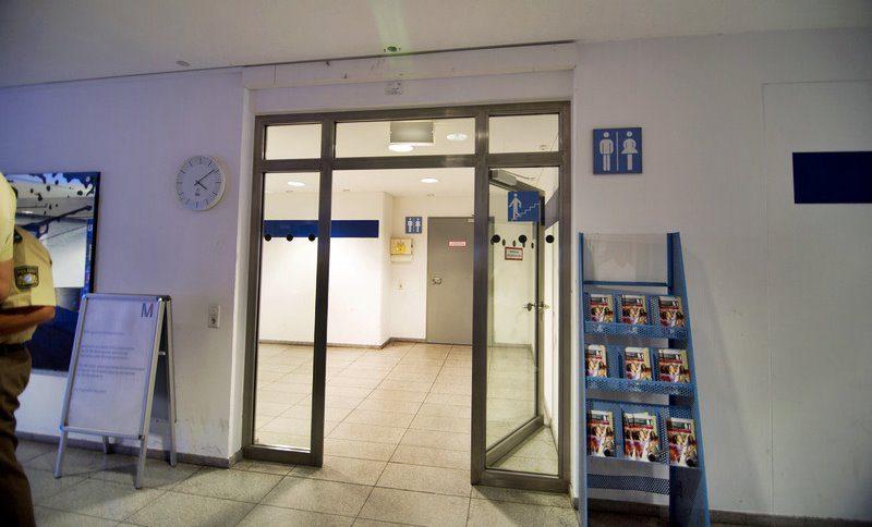 Neugeborenes Flughafen München