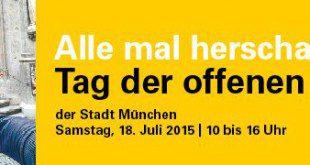 Tag der offenen Tür München
