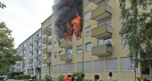 Gasexplosion Obersendling
