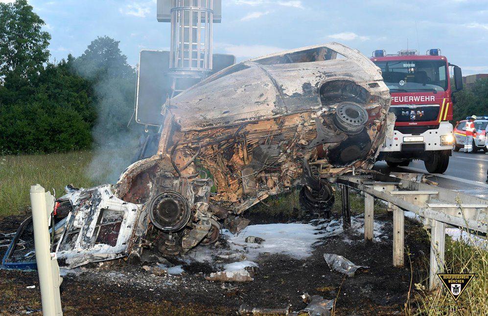 München Aktuell Unfall