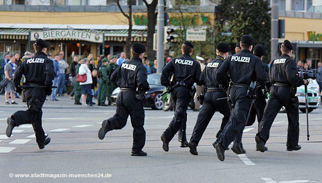 Giesing Polizei