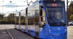 Trambahn Avenio München