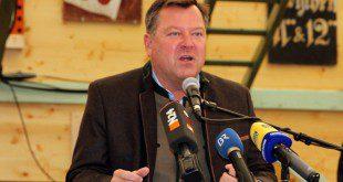 Wiesnchef Bürgermeister Josef Schmid