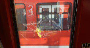 Scratcher in S-Bahn München