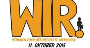 WIR Konzert Flüchtlingshelfer München