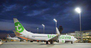 Transavia 737 Flughafen München