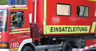Einsatzleitung Feuerwehr München