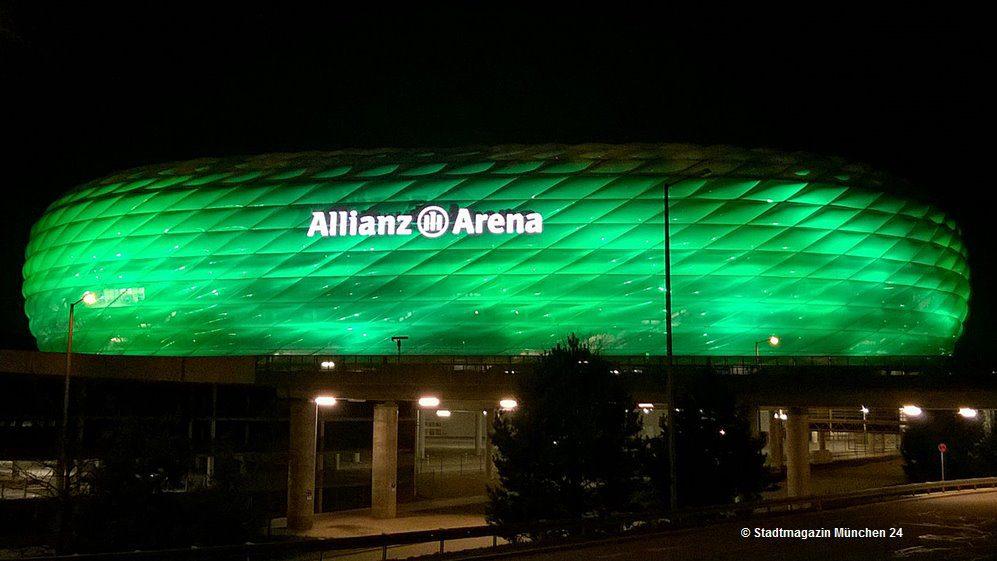 Greening Allianz Arena