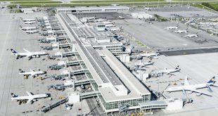 Flughafen München Satellit