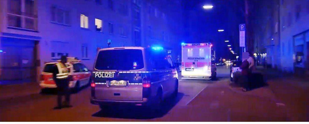Schießerei München Maxvorstadt