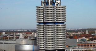 BMW AG München Hauptverwaltung und Werk Milbertshofen