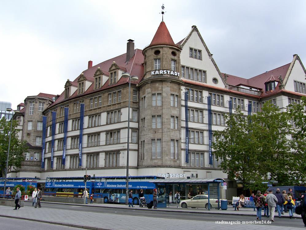 Karstadt Hauptbahnhof München