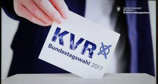 Bundestagswahl 2017 KVR