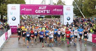 Start München Marathon 2017, Quelle Foto Veranstalter, Wilhelmi