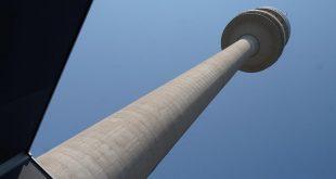 50 Jahre Olympiaturm München