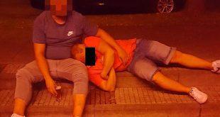 Fotofahndung schwere Körperverletzung in einem Bordell am Stahlgruberring in München Quelle Foto Polizei München
