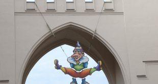 München narrisch in der Fußgängerzone