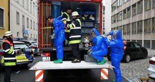 Tote Maus löst Großalarm bei Feuerwehr München aus Quelle Foto Berufsfeuerwehr München
