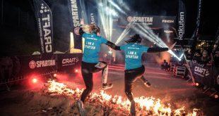 Nachtsprint beim Spartan Race im Olympiapark München Quelle Foto: Spartan Race