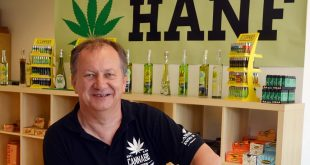 Wenzel Cerveny, Geschäftsführer DCI Cannabis Institut GmbH, Copyright Foto Josef König für DCI