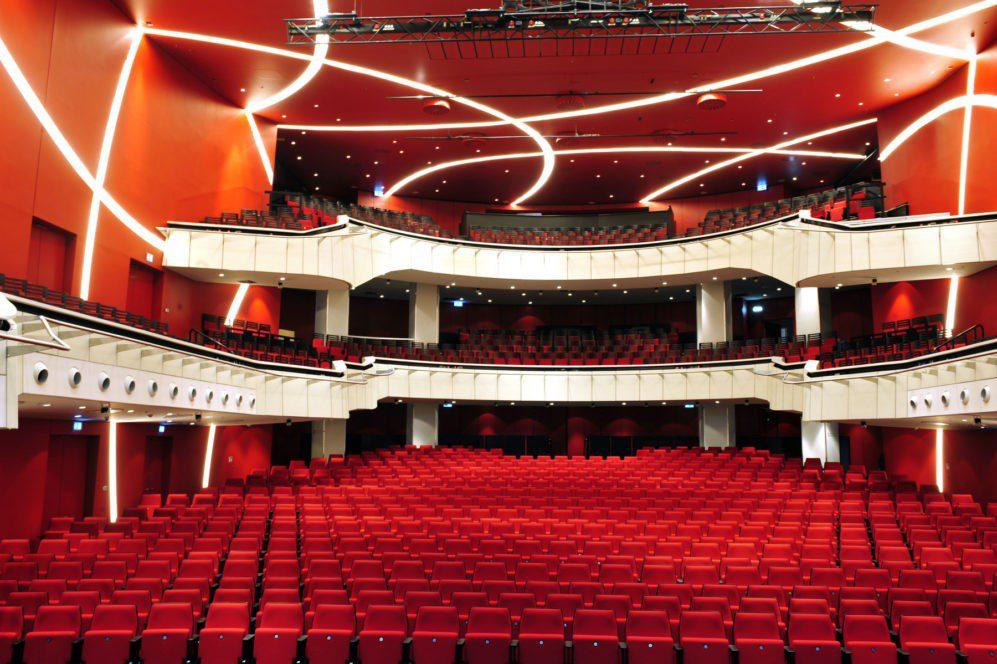 Theatersaal Deutsches Theater München, Copyright Deutsches Theater