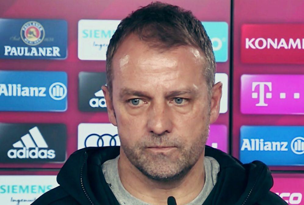 FC Bayern Cheftrainer Hansi Flick