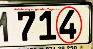 Wertstoffhöfe München Corona Sonderregelungen Anlieferung