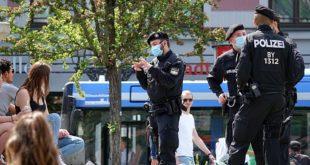 Gärtnerplatz München Corona Polizeieinsatz