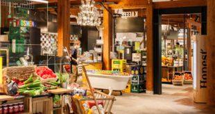 Nach Sanierung wieder geöffnet: Marché Mövenpick Marktplatzrestaurant im Münchner Tierpark Hellabrunn