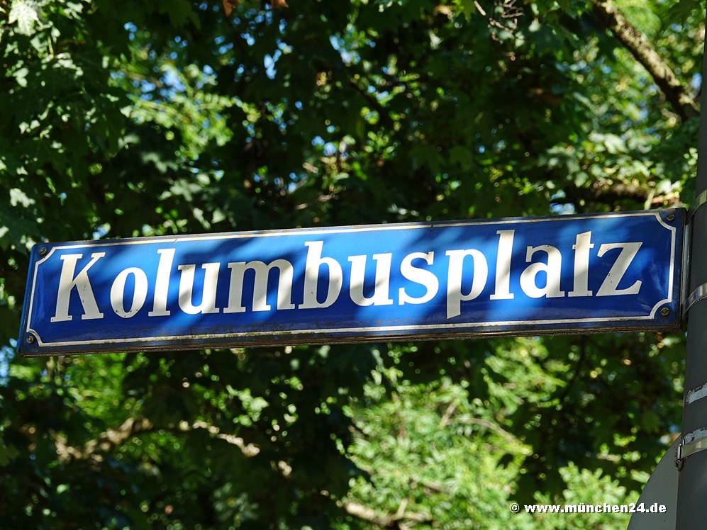 Kolumbusplatz München