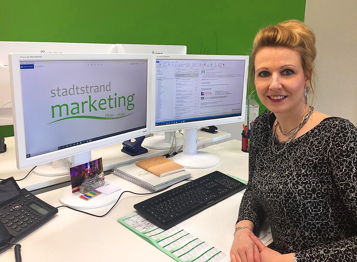 Sabine Greschuchna - Geschäftsführerin der Online-Marketing Agentur stadtstrand marketing