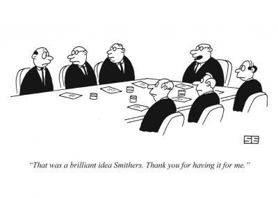 Brilliant idea Smithers