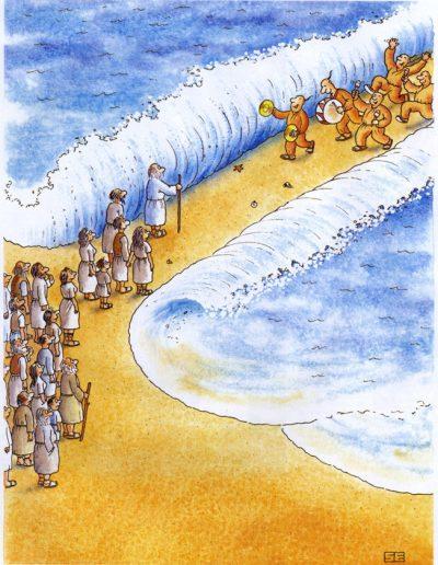 Hare Krishnas and Israelites